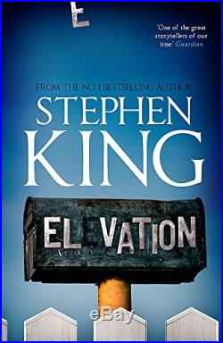 Elevation by King, Stephen Book The Cheap Fast Free Post