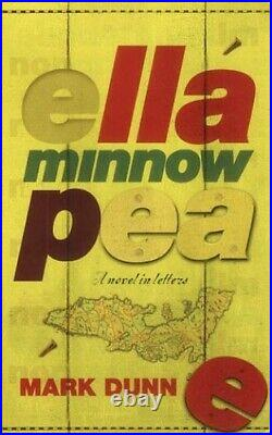Ella Minnow Pea by Dunn, Mark Paperback Book The Cheap Fast Free Post