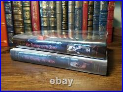 Elric Books 4 & 5 Michael Moorcock Centipede Press Signed Limited Numbered