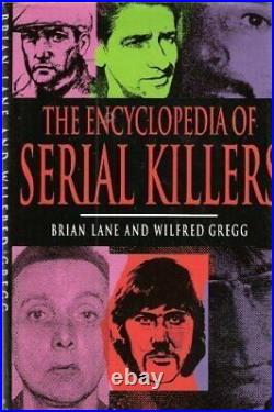 Encyclopedia of Serial Killers Hardback Book The Fast Free Shipping