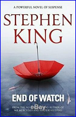 End of Watch The Bill Hodges Trilogy 3 by King, Stephen Book The Cheap Fast