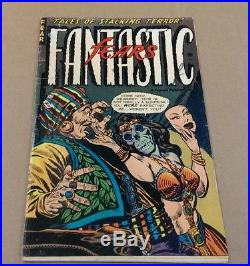 Fantastic Fears 8, Precode Horror from 1953, 3.0, Comic Book, VERY RARE