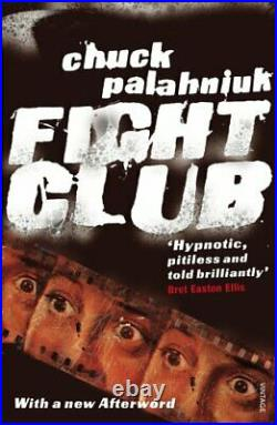Fight Club by Chuck Palahniuk Paperback Book The Cheap Fast Free Post