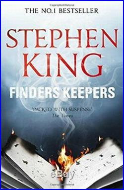 Finders Keepers (Bill Hodges) by King, Stephen Book The Cheap Fast Free Post