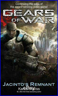 Gears of War Jacinto's Remnant by Karen Traviss Paperback Book The Cheap Fast