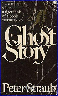 Ghost Story by Straub, Peter Paperback Book The Cheap Fast Free Post