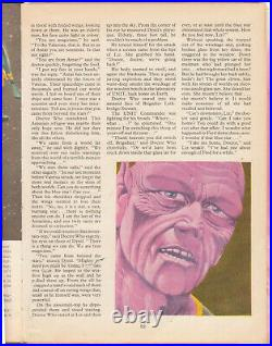 Giga-rare Doctor Who Annual 1970. The pink Pertwee one! % to charity do