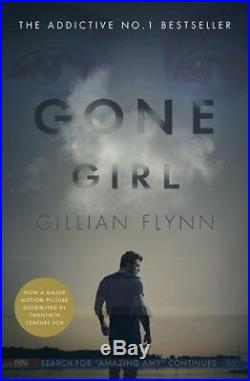 Gone Girl by Flynn, Gillian Book The Cheap Fast Free Post