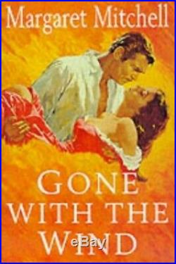 Gone with the Wind by Mitchell, Margaret Hardback Book The Cheap Fast Free Post