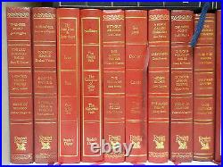HARD COVER BOOKS FOR DECORATION Reader's Digest Condensed 50 Books