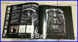 HR Giger Film Design 1st Edition Book H/B L/E SIGNED Litho Bound 289/350 ALIENS