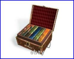 Harry Potter Hardcover Boxed Set Books 1-7 by J K Rowling 9780545044257