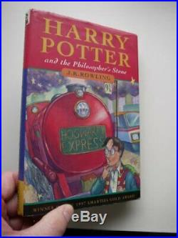Harry Potter and the Philosopher's Stone by Rowling, J. K. Book The Cheap Fast