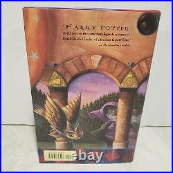 Harry Potter and the Sorcerer's Stone 1st Edition 2nd Printing Hardcover Book