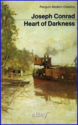 Heart of Darkness (Modern Classics) by Conrad, Joseph Paperback Book The Cheap