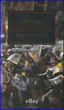 Horus Rising (The Horus Heresy) by Abnett, Dan Paperback Book The Cheap Fast