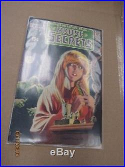 House of Secrets #92 1st Swamp Thing DC COMIC (11638-BOOK-MSS)