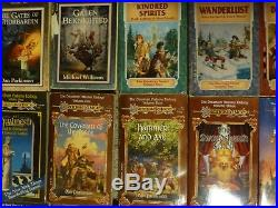 Huge Dragonlance Fantasy 133 Book LOT Weis, Hickman, PB, Hardcover, Signed