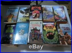 Huge Lot of 100 NEW Fantasy & Science Fiction Sci-Fi Paperbacks Liquidation