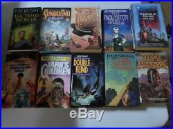 Huge Lot of 101 NEW Fantasy & Science Fiction Sci-Fi Paperbacks Liquidation