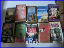 Huge Lot of 101 NEW Fantasy & Science Fiction Sci-Fi Paperbacks Liquidation