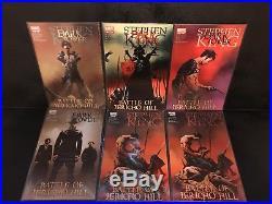 Huge Lot of Stephen King The Dark Tower Marvel Comic Books Complete Set VF/NM