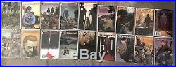 Huge Rare Key Investment Collection The Walking Dead Image Comic Lot of 90 books