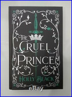 Illumicrate Cruel Prince / Wicked King/ Queen of Nothing FULL BOX (with Book)