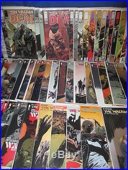 Image Comics Walking Dead Lot #103-169 Complete 66 Book Run NM to NM+ Unread