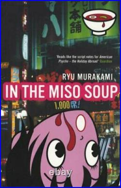 In The Miso Soup by Murakami, Ryu Paperback Book The Fast Free Shipping
