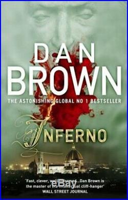 Inferno (Robert Langdon Book 4) by Brown, Dan Book The Cheap Fast Free Post