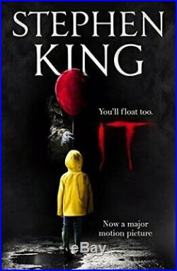 It The classic book from Stephen King with a new film tie-i. By King, Stephen