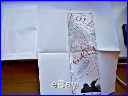 JRR Tolkien Lord of the Rings 3 Vols in 1 Deluxe Edition 1979