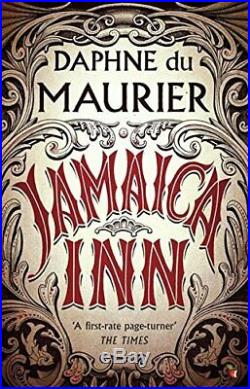 Jamaica Inn (Virago Modern Classics) by Du Maurier, Daphne Paperback Book The