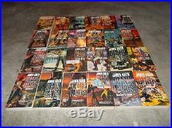 James Axlerrare Complete Deathlands Apocalyptic Series129 Book Collection