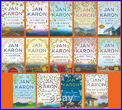 Jan Karon The Mitford Years Complete Series Set Books 1-14 Paperback BRAND NEW