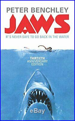 Jaws by Benchley, Peter Paperback Book The Cheap Fast Free Post