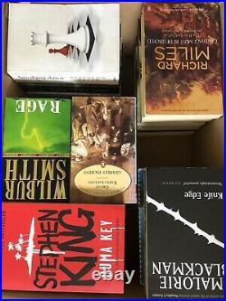 Joblot/Wholesale of 35-45 PAPERBACK FICTION BOOKS BUNDLE GOOD QUALITY FREE POST