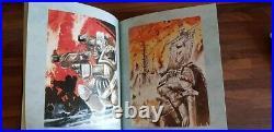 John Blanche Skulz Art Book Warhammer 40k Games Workshop Space Marine Limited Gw