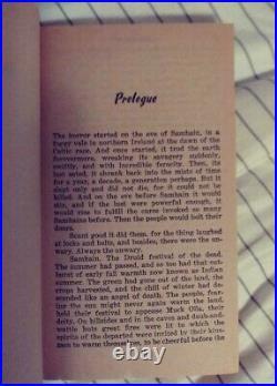 John Carpenter HALLOWEEN Novelization Curtis Richards MICHAEL MYERS Bantam Book