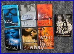 Jr Wardbook Lotdark Lover/lover Eternallover Awakenedrevealedunboundenshri