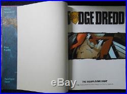 Judge Dredd 2000 AD Mongoose Traveller Roleplaying Game Rule Book RPG MGP10000