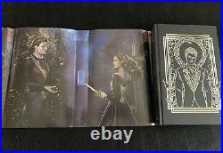 Kingdom of the Wicked Fairyloot Exclusive Signed Stenciled Edge Hardcover Unread