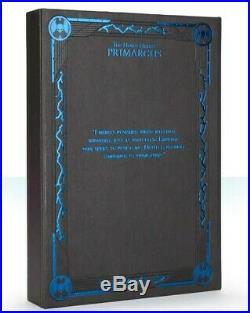 Konrad Curze, The Night Haunter, Primarch, Limited Edition, Book Novel & Pin bdg