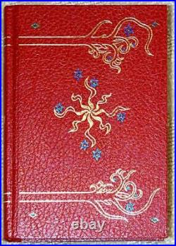 LORD OF THE RINGS Tolkien RED BOOK OF WESTMARCH TRUE 6th PRINTING Slipcased