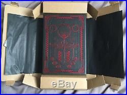 Limited Edition Dark Angels Horus Heresy Black Library Book Lion First Primarch