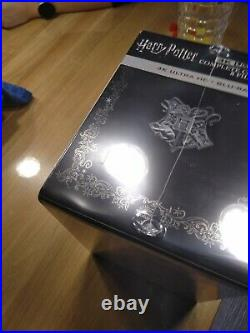 Limited Edition Harry Potter 1-8 Blu-ray 4K Steelbook Complete Collection OVP