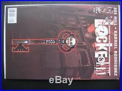 Locke & Key 1 COMPLETE SERIES Specials 46 Books Lovecraft Headgames Clockworks