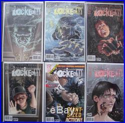 Locke & Key FULL SERIES ALL 1st Prints 40 Books Lovecraft to Omega Alpha Extras