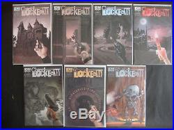 Locke & Key FULL SERIES ALL 1st Prints 40 Books Lovecraft to Omega Alpha Extras
